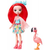 "Кукла Enchantimals ""Фламинго Фенси"""