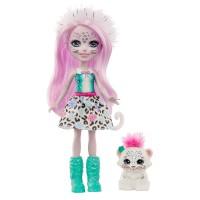 "Кукла Enchantimals ""Снежный леопард Сибил"""