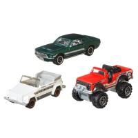 Подарочный набор автомобилей Matchbox (3 шт.) (в асс.)