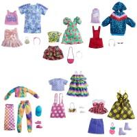 """Набор одежды """"Два модных образа"""" Barbie (в асс.)"""