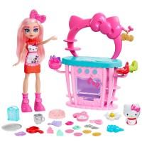 """Игровой набор """"Пекарня-кондитерская"""" Hello Kitty и друзья"""