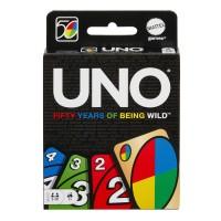 Карточная игра 50-летний юбилей UNO