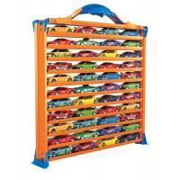 Игровой гараж с дорожками для хранения машинок Hot Wheels